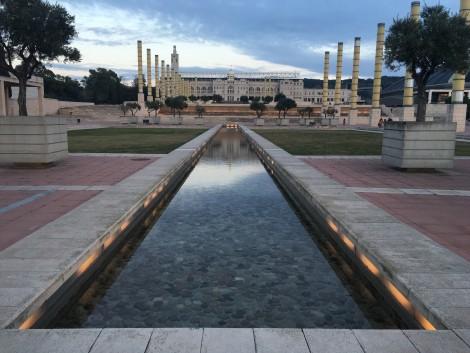 palacio+deportes+montjuic+barcelona