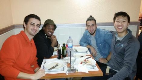 restaurant+local+barcelona