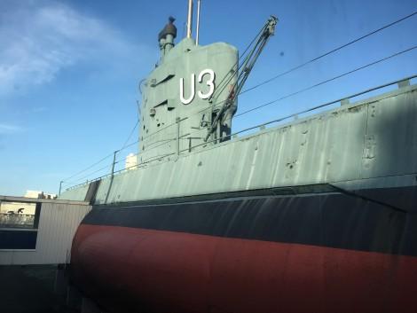 submarino+cruzar+malmo