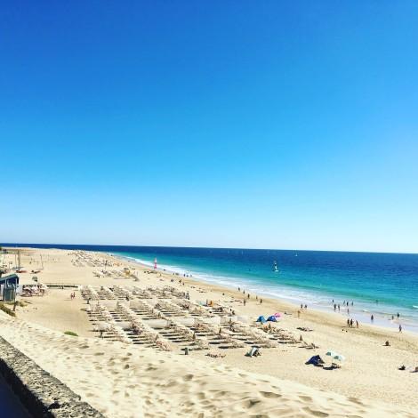 morro+jable+fuerteventura+playa+celeste en la isla de fuerteventura