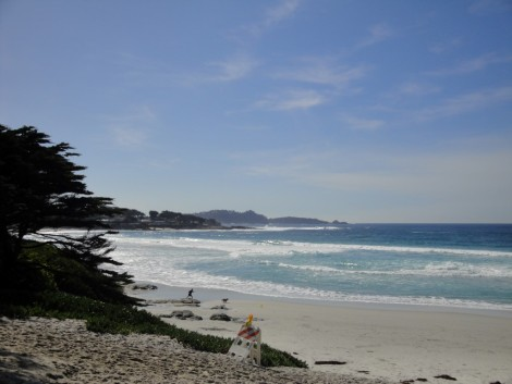playa+monterey+bay visitar monterey en california