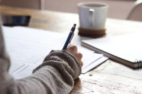 escribir+buenos hábitos