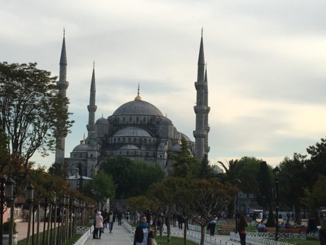 mezquita+azul+istambul+turquia estambul la puerta oriente