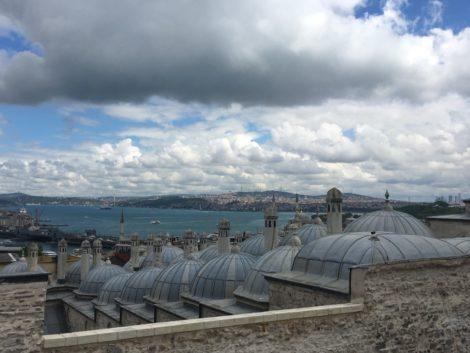 vista+panoramica+mezquita+estambul estambul la puerta oriente