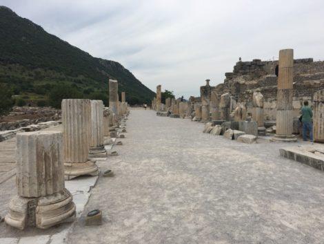 columnas+efeso+turquia ruinas efeso