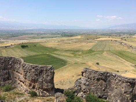 vista+valle+pamukkale+turkey