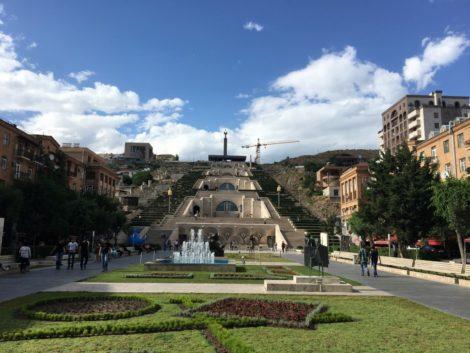 base+cascada+yerevan+armenia visitar la capital de armenia