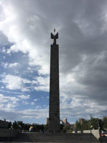 monumento+yerevan+armenia visitar la capital de armenia