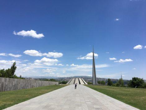 museo+genocidio+armenio+memorial visitar la capital de armenia