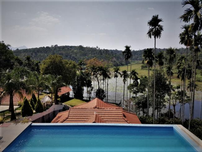 mejores hoteles india kerala