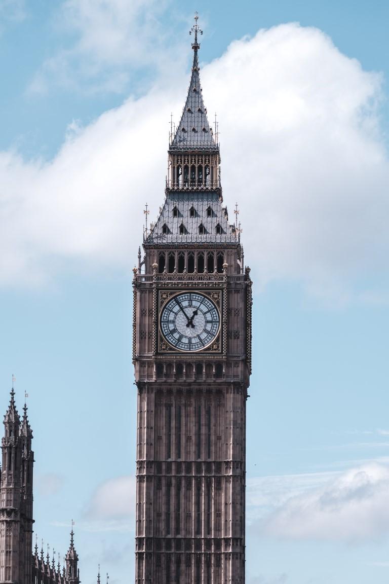 reloj big ben londres cosas que hacer