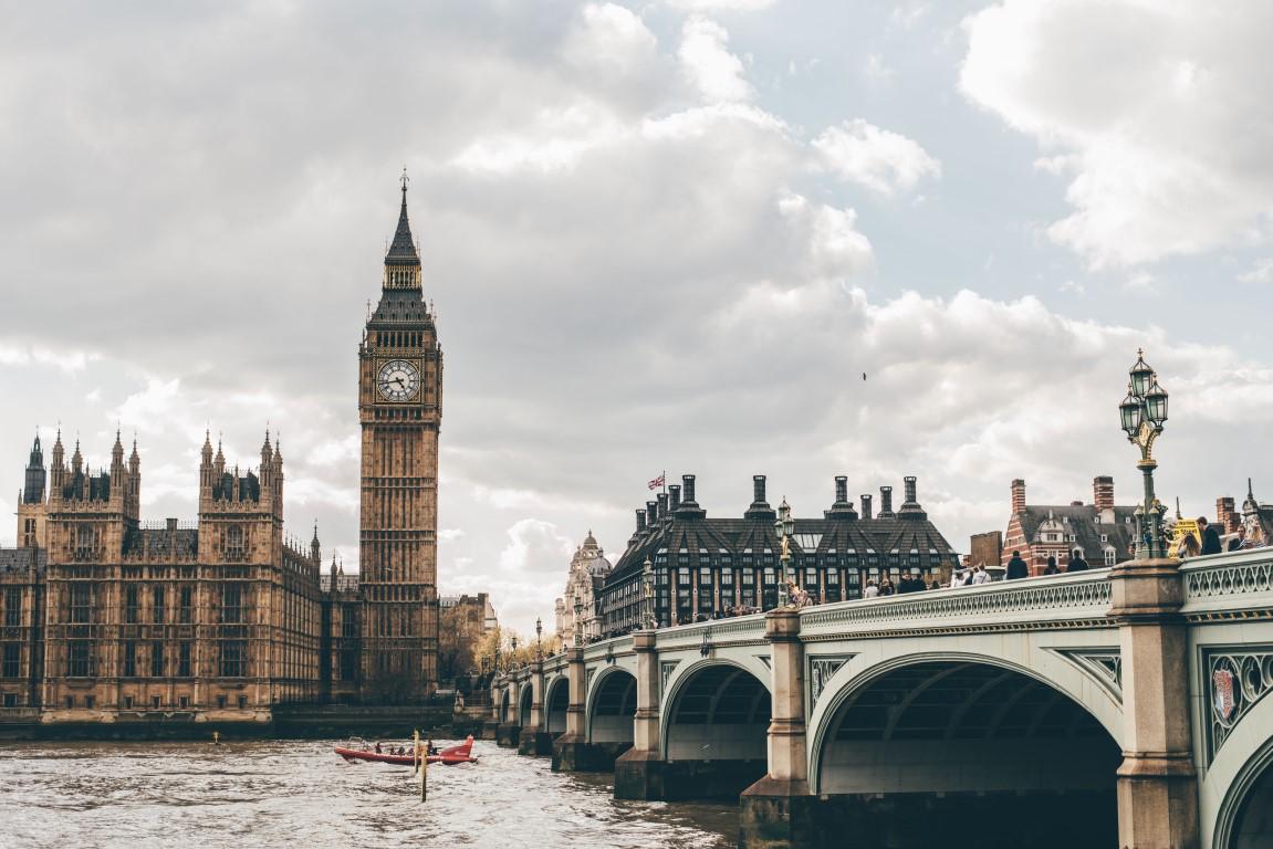 parlamento britanico en londres