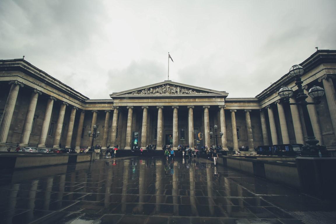 visita museo britanico