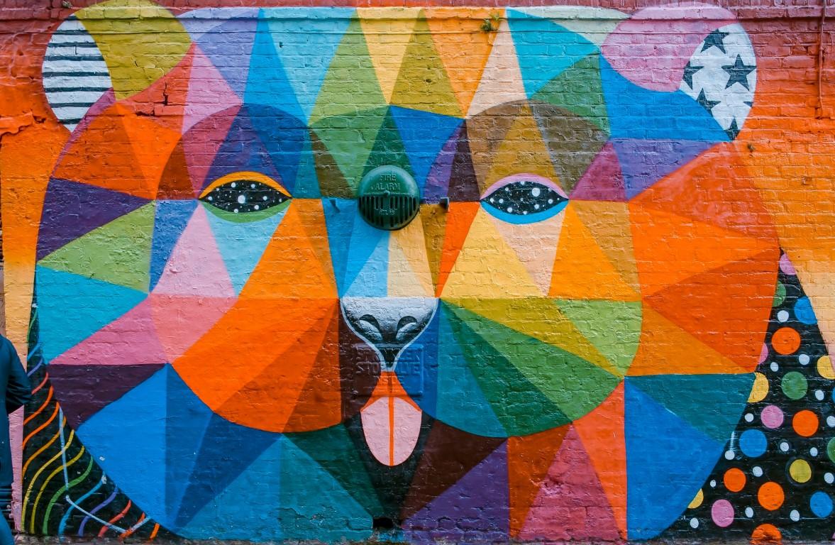 arte callejero londres