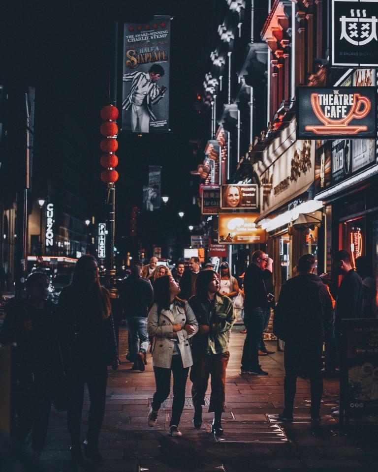 soho londres que ver chinatown