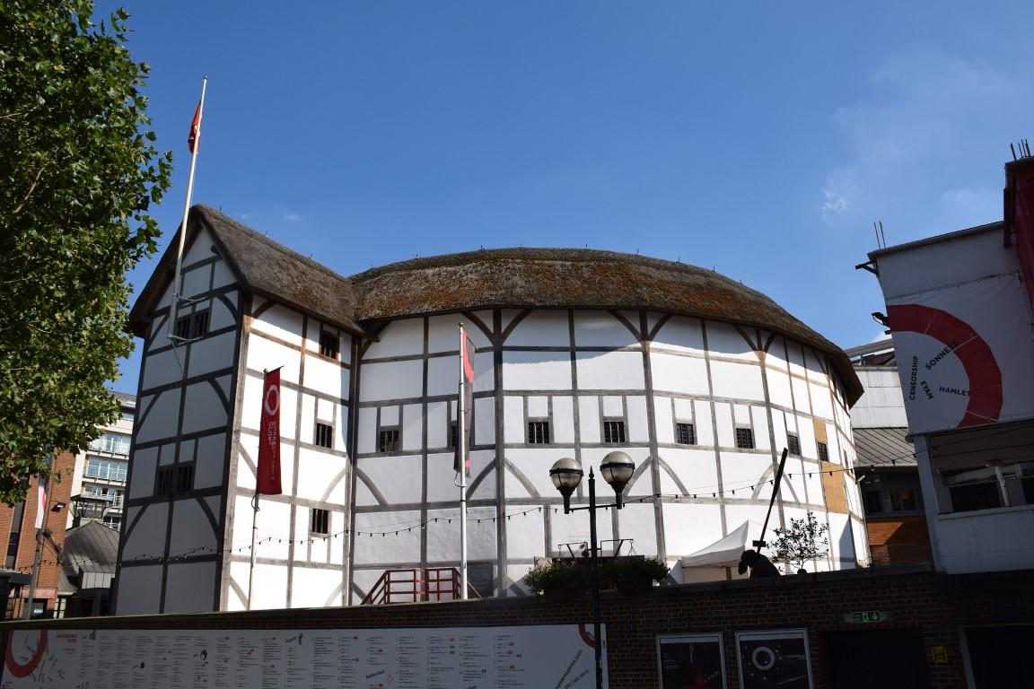 teatro shakespeare londres